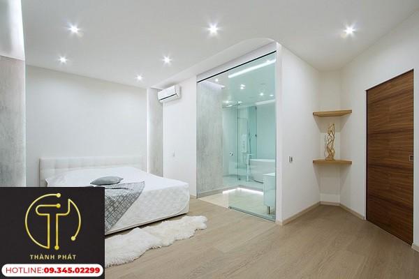 Cabin Tắm Trong Phòng Ngủ