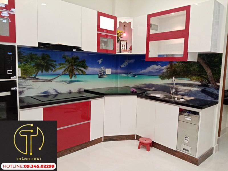 Kính Bếp 3d